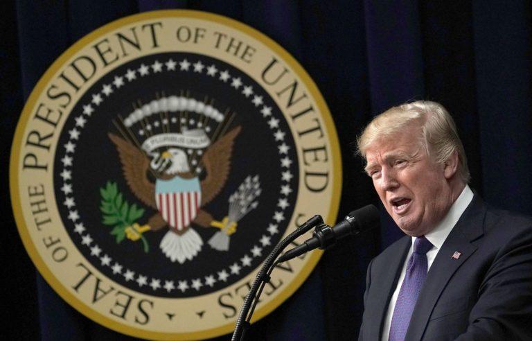 Trump menace l'Iran de représailles et l'Irak de sanctions